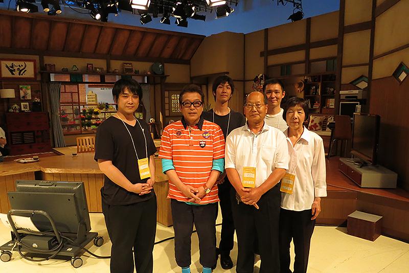 関西テレビ『よ~いドン!!』に出演