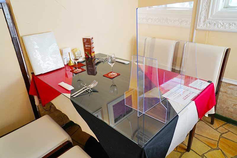 テーブルパテーション